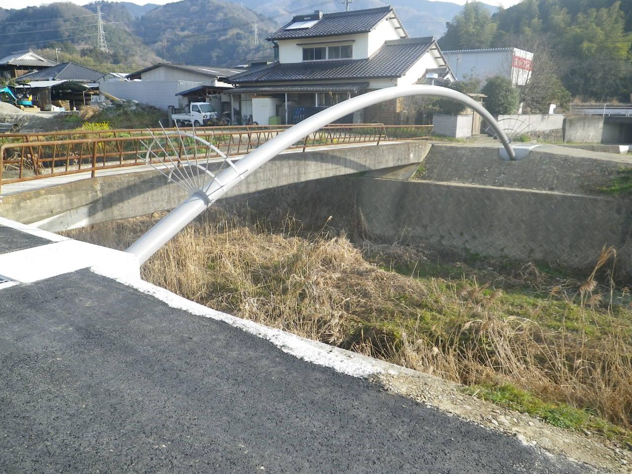 送水管更新工事