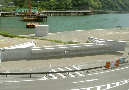 橋梁下部工事